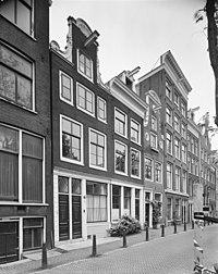 Exterieur VOORGEVELS, OVERZICHT - Amsterdam - 20298464 - RCE.jpg