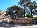 Extrémité de l'ancienne ligne des Arcs à Draguignan.jpg