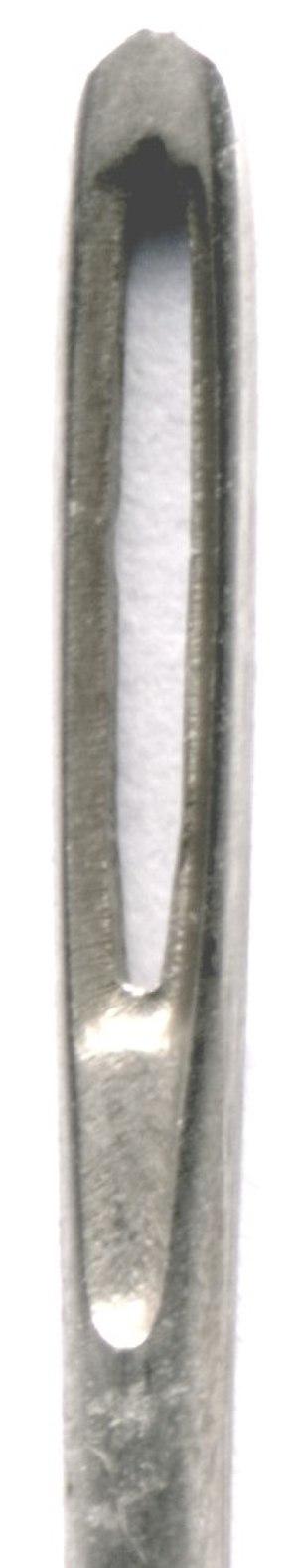 Eye of a needle - Eye of a needle