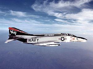 VFA-161 - VF-161 F-4N c.1975