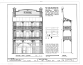 F. Mayo Building, 1518 East Seventh Avenue, Tampa, Hillsborough County, FL HABS FLA,29-TAMP,14- (sheet 1 of 1).png