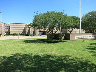 Elkins High School (Missouri City, Texas) Public school in Missouri City, Texas, United States