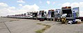 FEMA - 38214 - Ambulances staged in Texas for Hurricane Ike.jpg