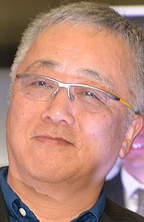 Katsuhiro Otomo Japanese manga artist, screenwriter and film director