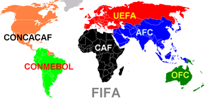 1994 FIFA World Cup qualification - Image: FIF Amembers