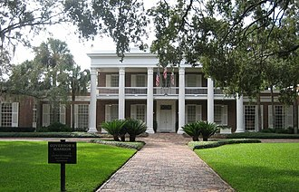 Florida Governor's Mansion - Image: FL Gov Mansion 2007