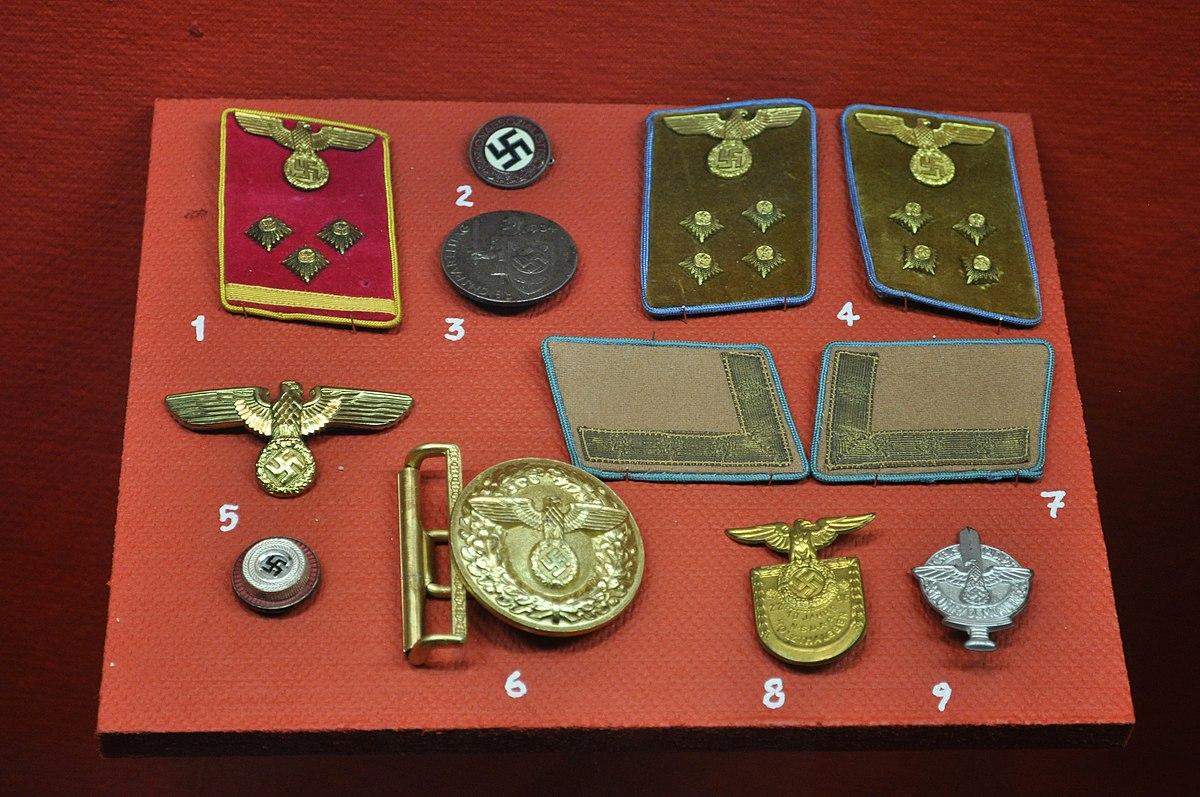 Nazi memorabilia - Wikipedia