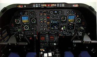 Raytheon T-1 Jayhawk - T-1A Cockpit