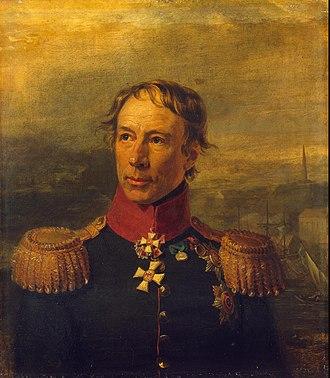 Governor-General of Finland - Image: Fabian F. von Steinheil