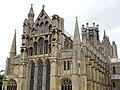 Facade of Ely Cathedral - Ely - Cambridgeshire - England - 01 (28168030622).jpg