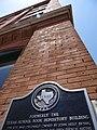 Facade of Former Book Depository Building - Dealey Plaza - Dallas - Texas - USA (19911942749).jpg