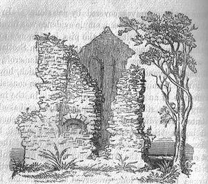 Fail Monastery - Image: Fail Monastery, in 1860