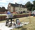 Fair on the Yare - the stonemason - geograph.org.uk - 1476712.jpg