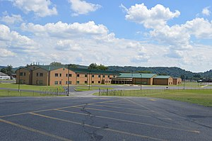 Rome Township, Lawrence County, Ohio - Fairland High School