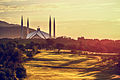 Faisal Mosque at sunrise- summer morning.jpg