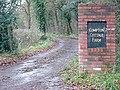 Farm access road - geograph.org.uk - 1074492.jpg