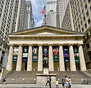 Federal Hall United States historic place