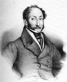 Felice Romani. (Quelle: Wikimedia)