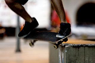 Grind (skateboarding) skateboarding trick