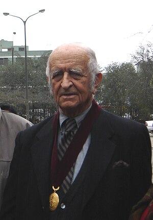 Fernando de Szyszlo - Fernando de Szyszlo in 2009