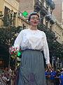 Festa Major de Gràcia 2011 - Gegants de Sants - XIII cercavila de cultura popular - carrer Gran P1330077.jpg