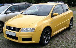 Fiat Stilo Motor vehicle