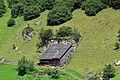 Finkenberg - bergwärts gebautes Bergbauernhaus auf der Gschloessl-Aste-Alm.jpg