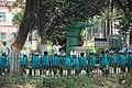Fire-making - Survival Programme - Summer Camp - Nisana Foundation - Sibpur BE College Model High School - Howrah 2013-06-09 9645.JPG