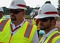 First FEMA modular homes arrive in Joplin (5968682818).jpg