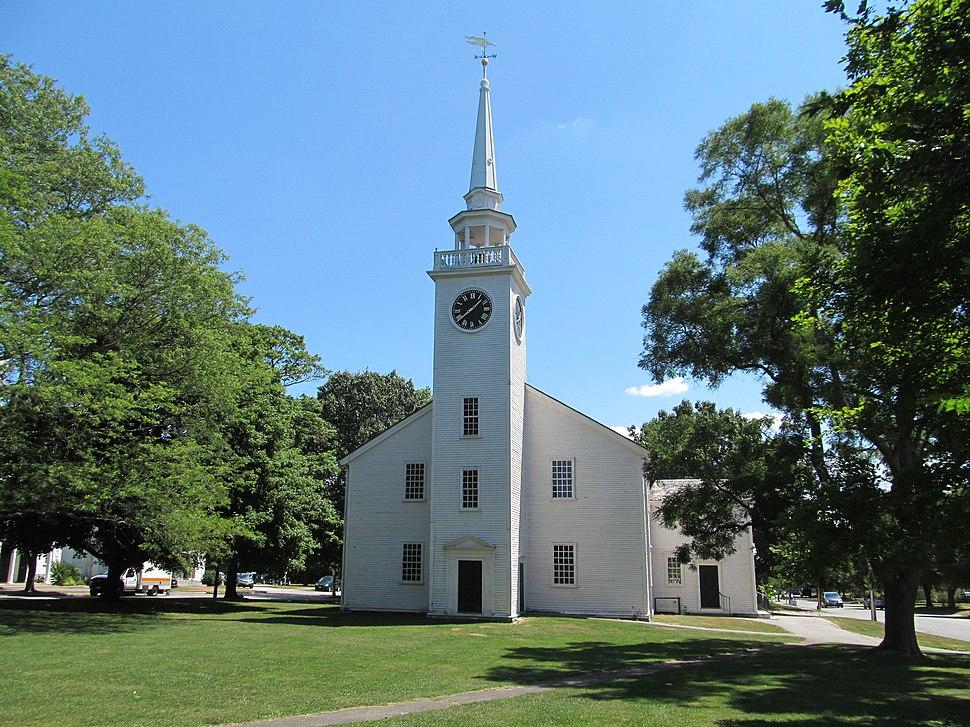 First Parish, Cohasset MA