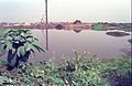 First Piling - Convention Centre Complex Under Constrution - Science City Site - Calcutta 1994-01-29 425.JPG