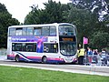 First South Yorkshire YN58 ETJ 37520 - route 41 Park & Ride 2012 Olympics White Water Centre (7700045684).jpg