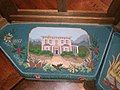 First kneeler cusion at Calvary Episcopal Church shows The Meadows, where the church was started..jpg
