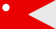 Flag Commodore Ordinary Red Squadron Royal Navy (1805)