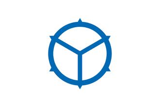 Matsue - Image: Flag of Matsue, Shimane