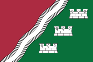 Naro-Fominsky District - Image: Flag of Naro Fominsky rayon (Moscow oblast)