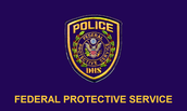 Flag of the Federal Protective Service