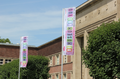 Flags of CTM11 on the Museum KunstPalast.png
