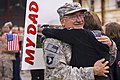 Flickr - DVIDSHUB - Agricultural Development Team Return Home to Cheers and Hugs.jpg