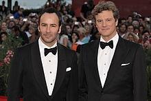Colin Firth e Tom Ford alla 66ª Mostra internazionale d'arte cinematografica di Venezia (2009)