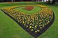 Floral garden, Happy Mount Park - geograph.org.uk - 2520230.jpg
