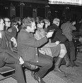 Fluxus-groep gaf Pop-art concert in Kurhaus, een van de bezoekers schoot met een, Bestanddeelnr 917-1242.jpg