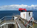 Foghorn at Ardnamurchan - geograph.org.uk - 449001.jpg