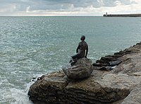 Folkestone Harbour Mermaid 0183c.JPG