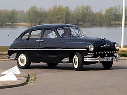 Ford V8 Vedette (1952) , Dutch licence registration DL-21-65 pic2.JPG