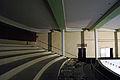 Former Światowid Cinema (auditorium-balcony), 1 osiedle Centrum E, Nowa Huta, Krakow, Poland.JPG