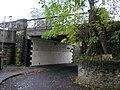 Former Railway Bridge, Station Approach, Cleckheaton - geograph.org.uk - 1630022.jpg