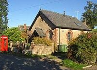Former Wesleyan Chapel, Newbiggin - geograph.org.uk - 290523.jpg