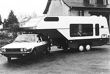 Camping Car Gamme Tren D Tc