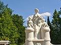 Forst-Rosengarten - Rosenbrunnen (Rose Garden - Rose Fountain) - geo.hlipp.de - 39059.jpg